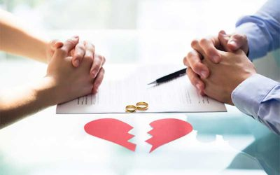 ¿Cómo afrontar un divorcio?