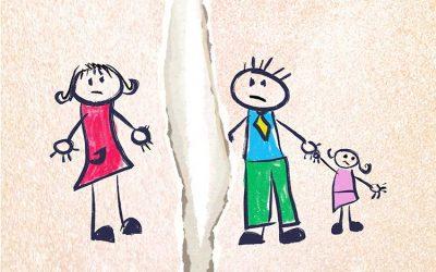 ¿Cómo puedo proteger a mis hijos durante el divorcio?
