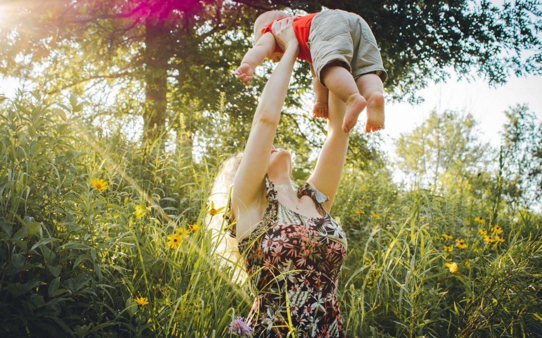 Vínculo madre e hijo
